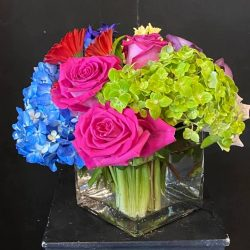 Multi Color Floral Arrangement